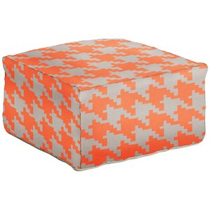 Ashley Pouf Ottoman by Bra..