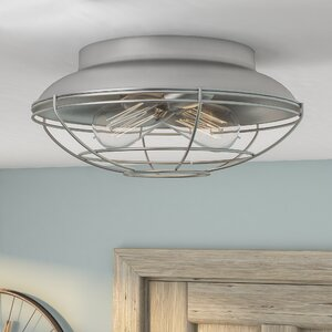 Bruges 2-Light Flush Mount