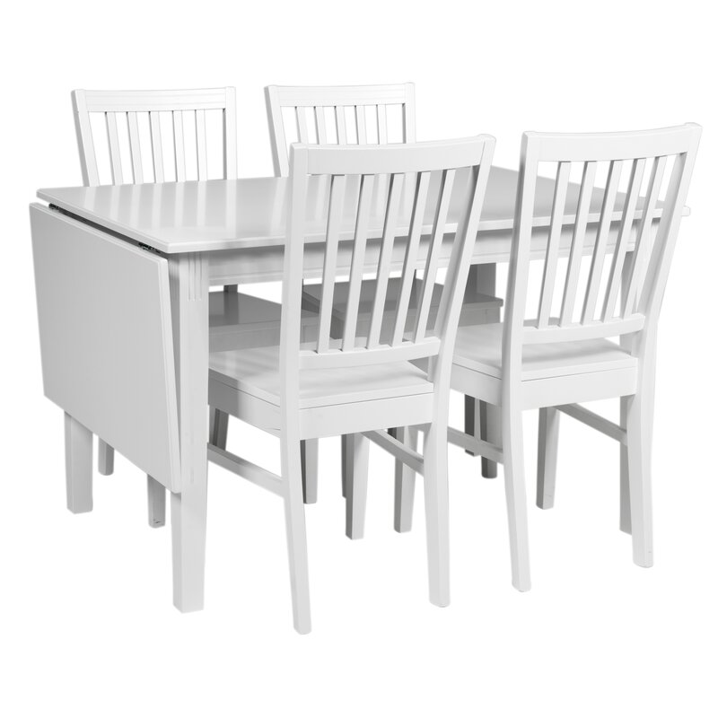 werkstadt essgruppe wittsk r mit 4 st hlen. Black Bedroom Furniture Sets. Home Design Ideas