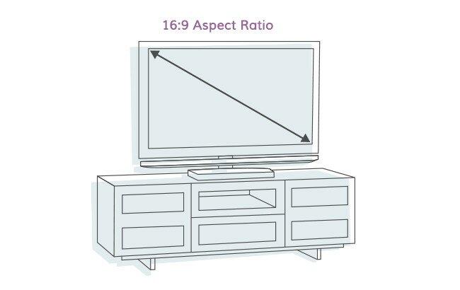Tv Table Height Table Design Ideas