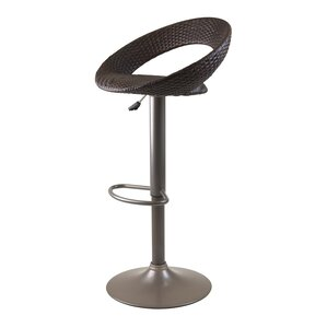 Bali Adjustable Height Swivel Bar Stool by Winsome