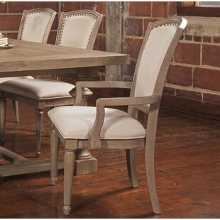 Aya Upholstered Dining Chair (Set Of 2) Great Reviews