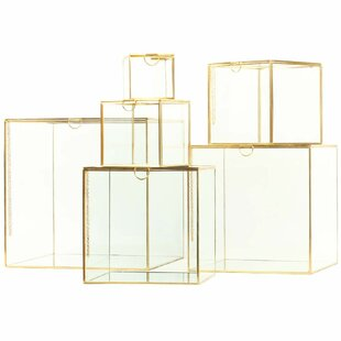 Museum Display Cases Cube Boxes