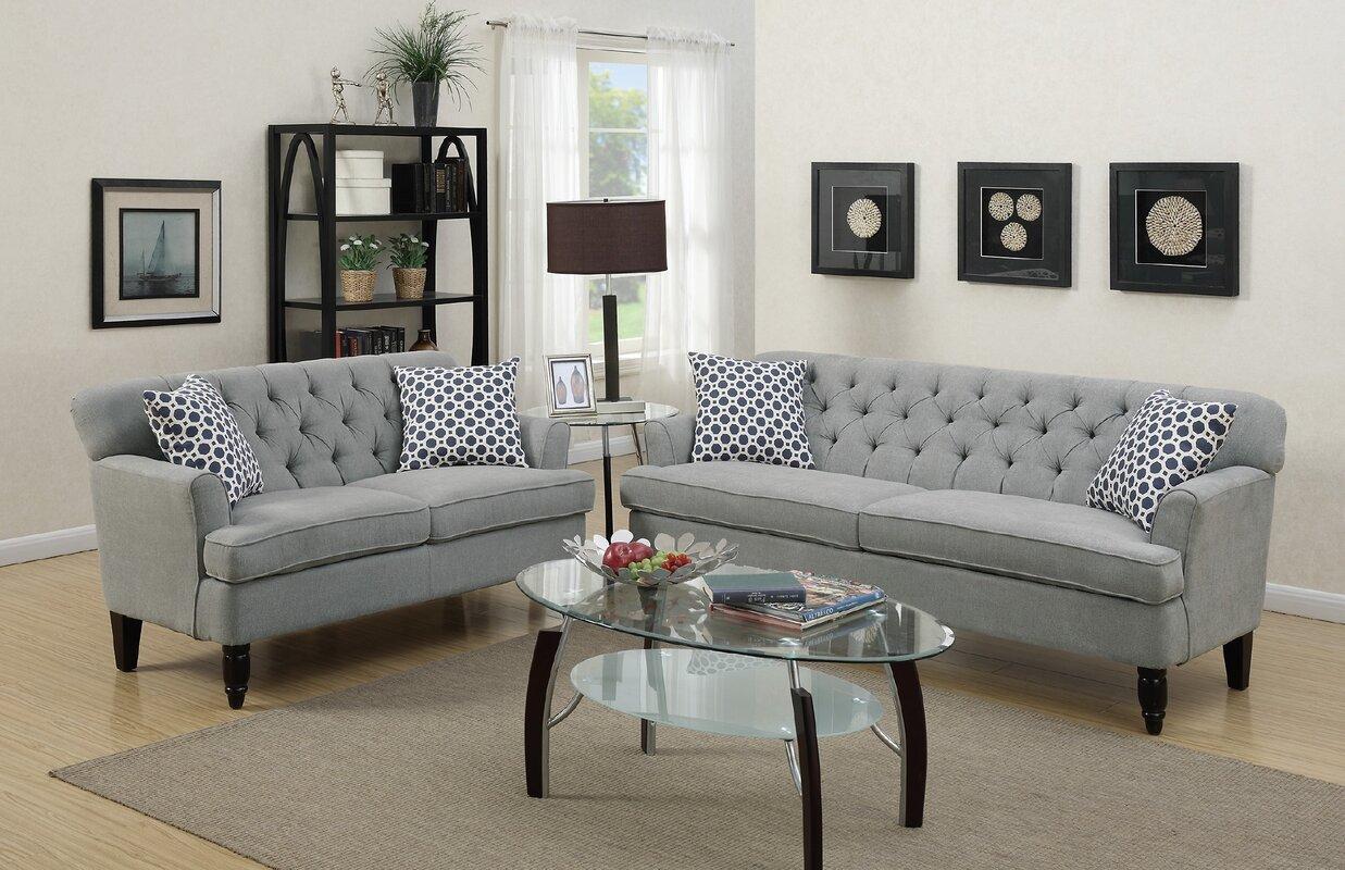 Wonderful 2 Piece Living Room Set