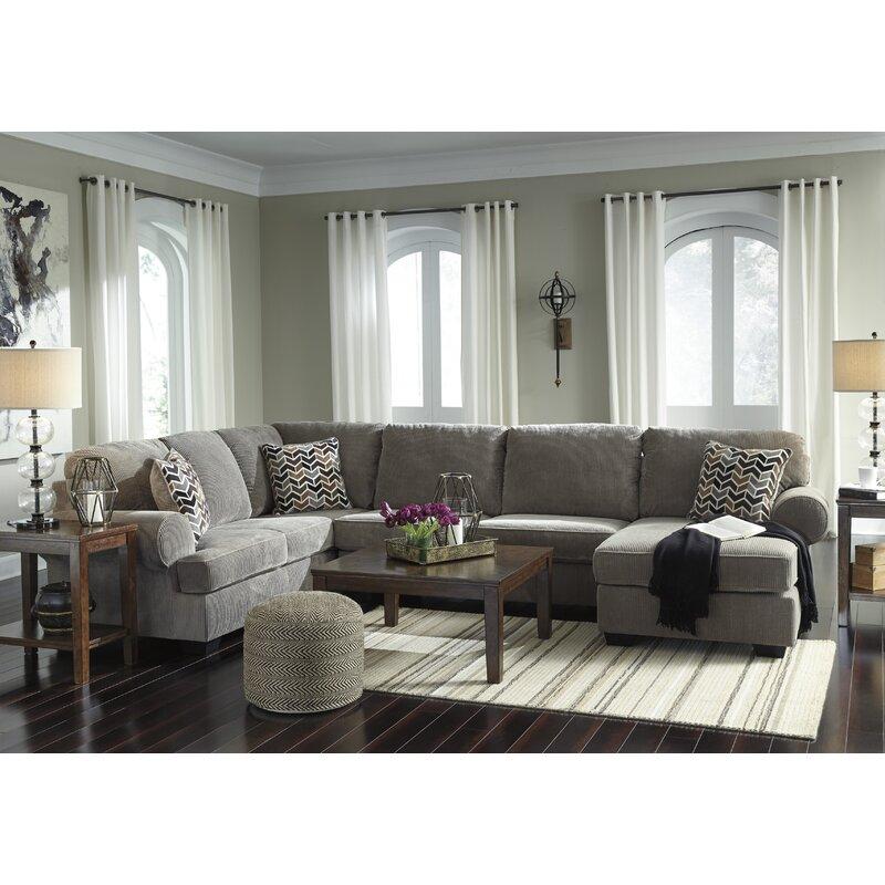 U Shaped Sofa Sectionals Diamond Modern White Leather U