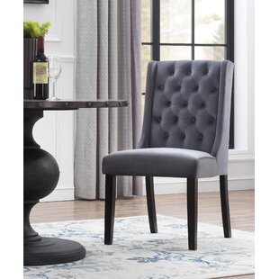 German Upholstered Dining Chair (Set of 2)
