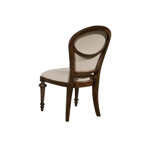 Charleston Place Upholstered Dining Chair by Hekman