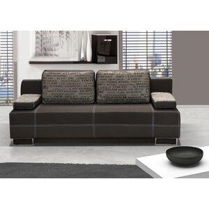 3-Sitzer Schlafsofa Bologna von Home & Haus