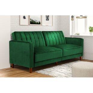 Dark Green Sofa   Wayfair.ca