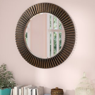 Round Bathroom/Vanity Mirror