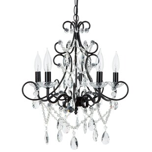 Black gold chandeliers youll love wayfair save aloadofball Gallery
