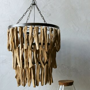 Driftwood Pendant Light