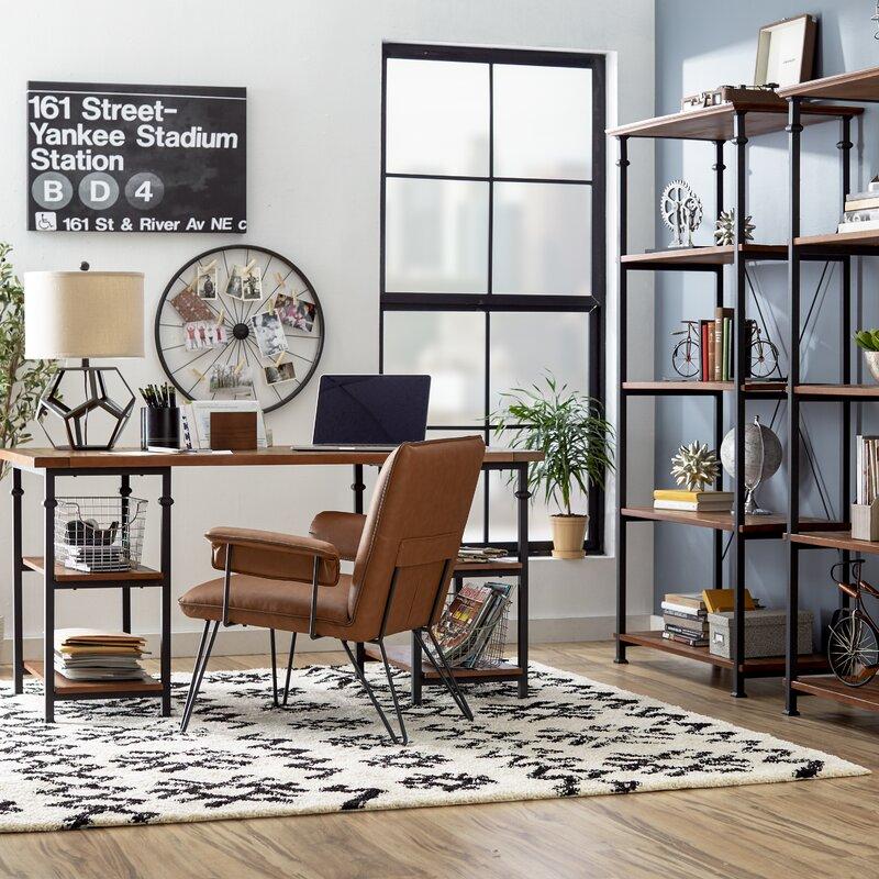 Zona Writing Desk Amp Reviews Allmodern