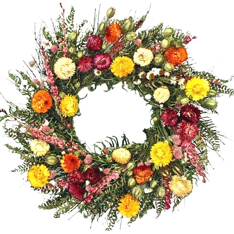 Dried Flowers and Wreaths LLC 22\