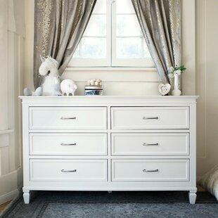 Darlington 6 Drawer Double Dresser