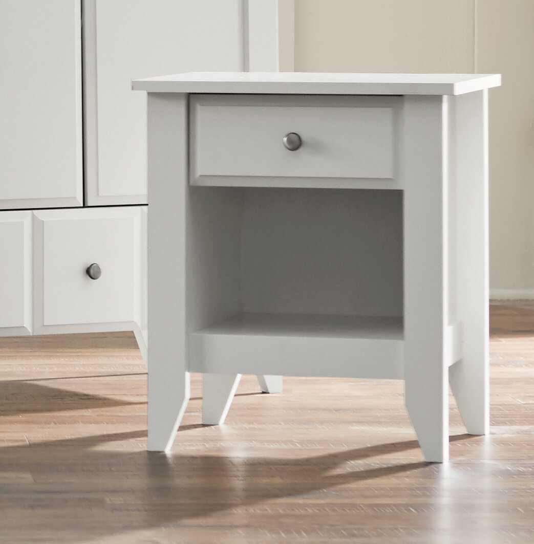 Andover Mills Revere 1 Drawer Nightstand & Reviews