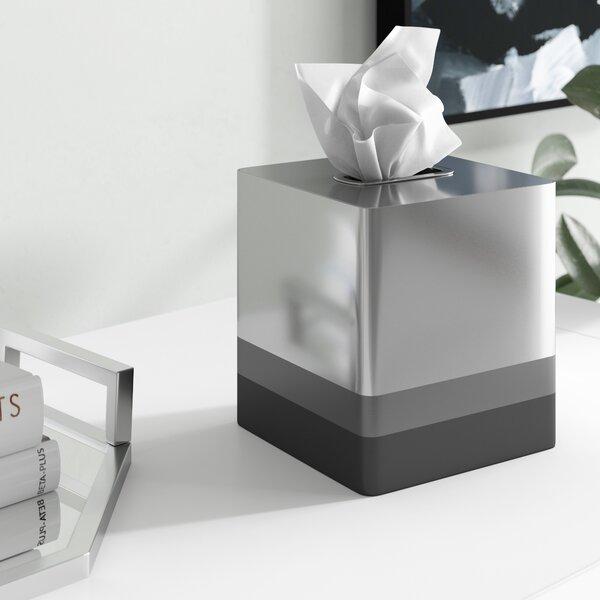 Wrought Studio Agincourt Tissue Box Cover Amp Reviews Wayfair