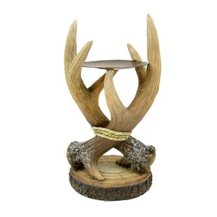 c438494f114 Antler Fireplace Candle Holder
