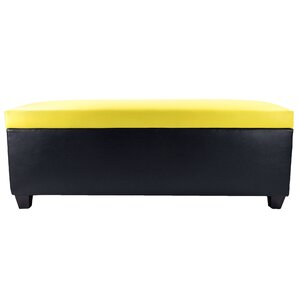 Sole Secret Retro Shoe Storage Bench