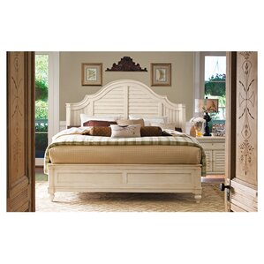 Steel Magnolia Panel Bed. Steel Magnolia Panel Bed. By Paula Deen Home