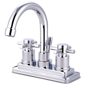 Modern Centerset Bathroom Sink Faucets AllModern - Bathroom faucet and accessories set
