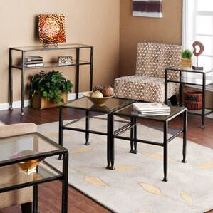 Glass Coffee Table Sets Youll Love