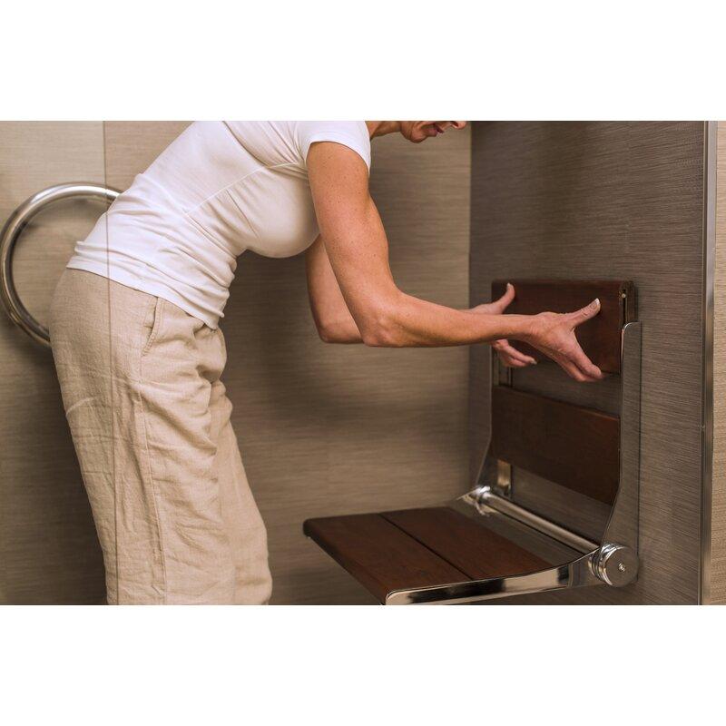 HealthCraft Invisia SerenaSeat Shower Chair & Reviews | Wayfair