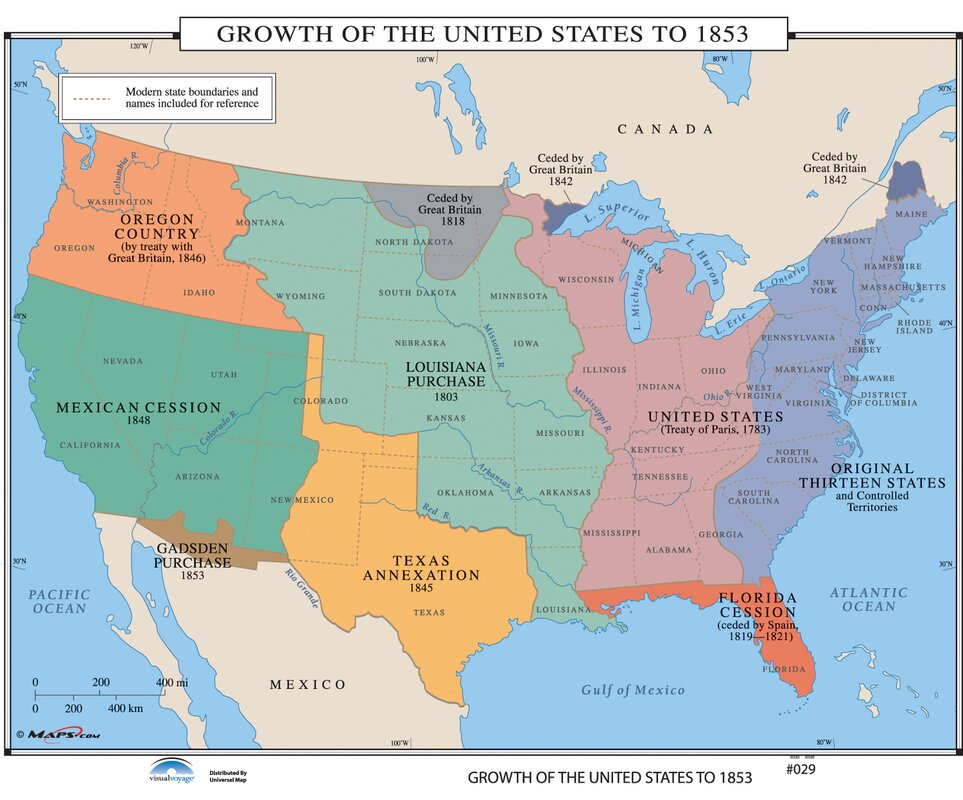us expansionism After the assassination of president william mckinley, new president theodore roosevelt, confident after america's military victories in 1898, decided that america must expand its influence and power in order to protect liberty, freedom and democracy.