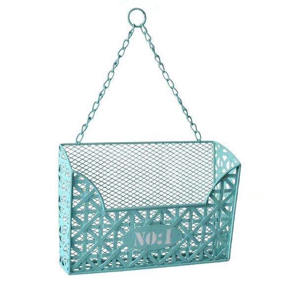 Hanging Metal Basket | Wayfair