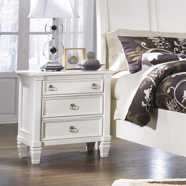 prentice bedroom set.  Signature Design by Ashley Prentice Nightstand Reviews Wayfair