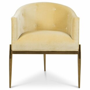 Art Deco Upholstered Dining Chair