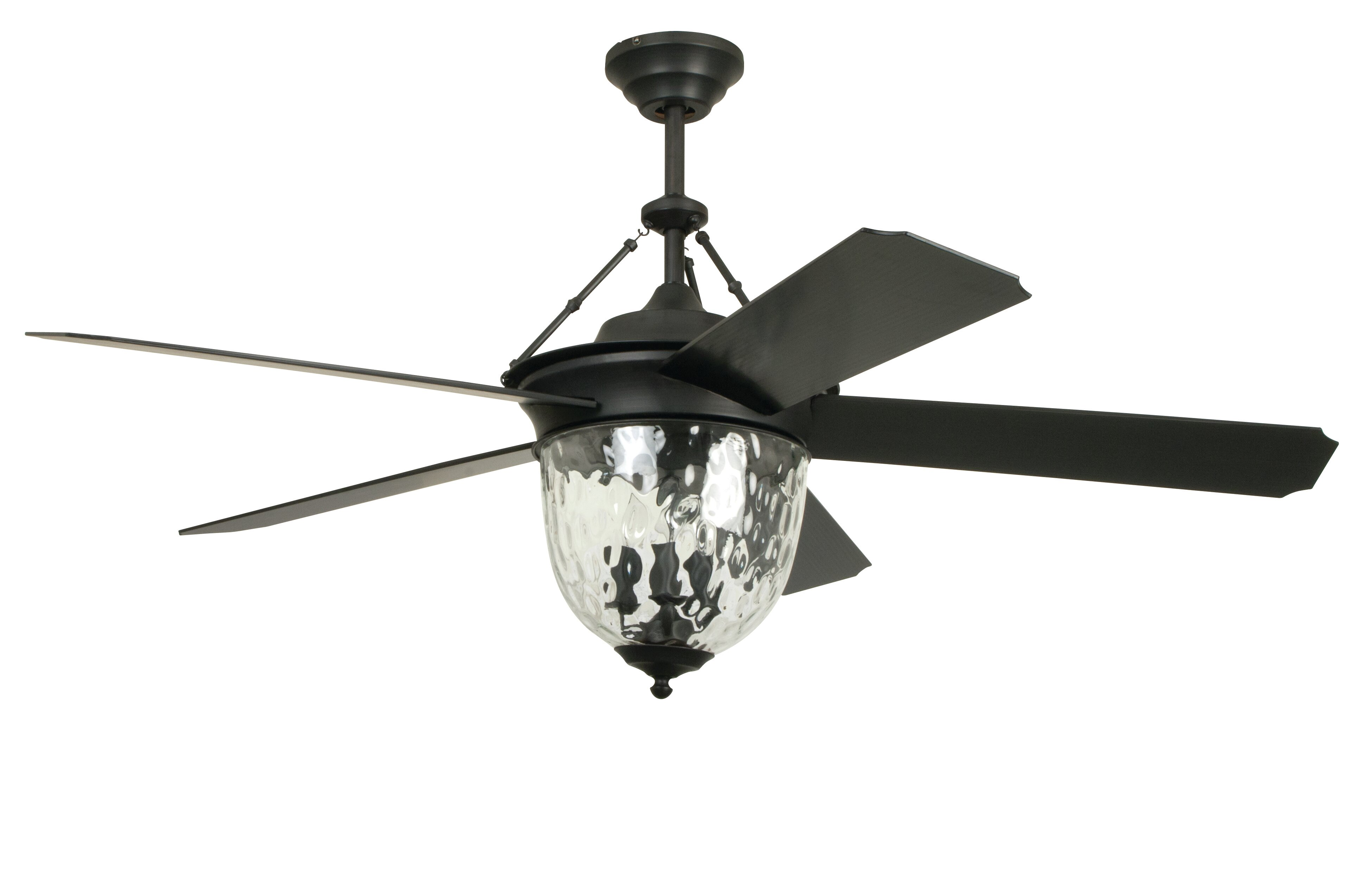 52 fairmead 5 blade ceiling fan with wall remote reviews birch lane mozeypictures Images