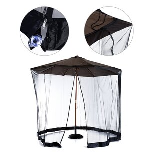 Patio Umbrella Mosquito Net Wayfair Ca