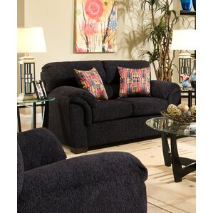Doric Loveseat by Simmons Upholstery by Alco..