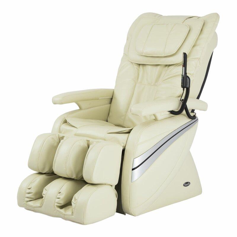 Osaki OS Reclining Massage Chair Reviews Wayfair