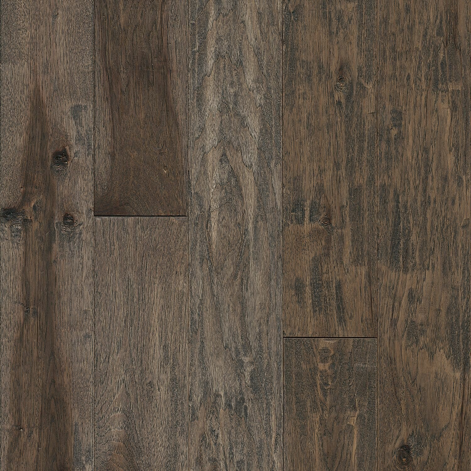 Armstrong Flooring American Scrape 5 Solid Hickory Hardwood In Monument Valley
