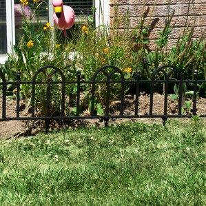 Victorian Garden Border Fencing (Set Of 4)