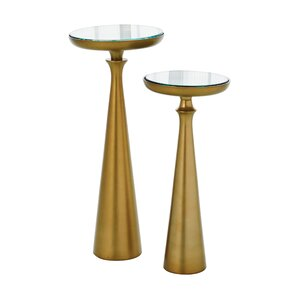Minaret End Table by Globa..