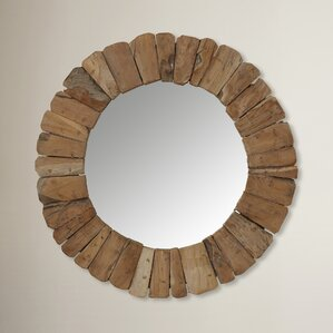Wood Wall Mirror shop 10,344 wall mirrors | wayfair