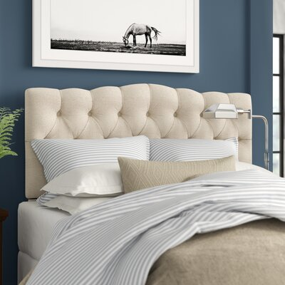 BOYLAN UPHOLSTERED PANEL HEADBOARD
