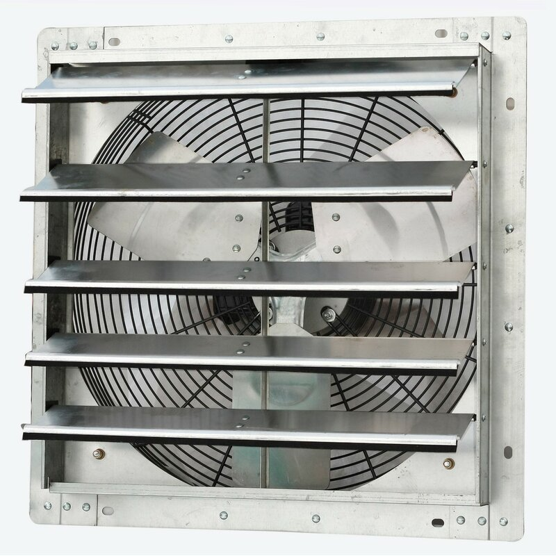 Iliving 1750 Cfm Bathroom Fan With Variable Speed