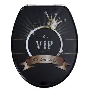VIP-WC-Sitz aus Metall von House Additions