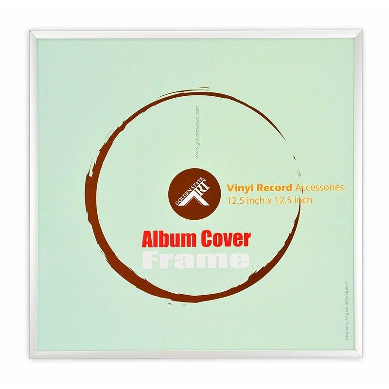 Wrought Studio Bleich Aluminum Vinyl Record Album Cover Picture ...