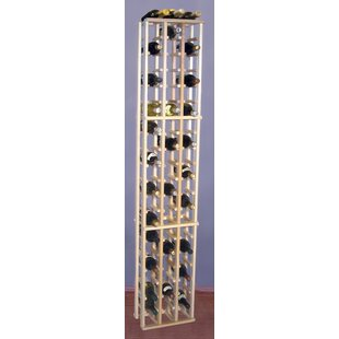 63 Bottle Floor Wine Rack