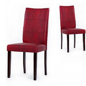 Blaze Parsons Chair (Set of 2) by Warehouse of Tiffany