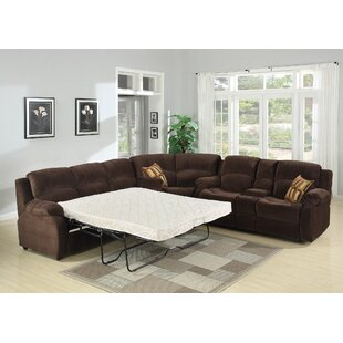 Genial Kulp Sleeper Sectional