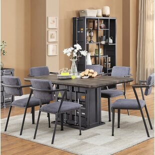 Cargo 7 Piece Dining Set