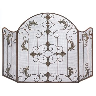 Wrought Iron Plate Stand | Wayfair
