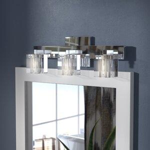 Bolan Contemporary 3-Light Vanity Light