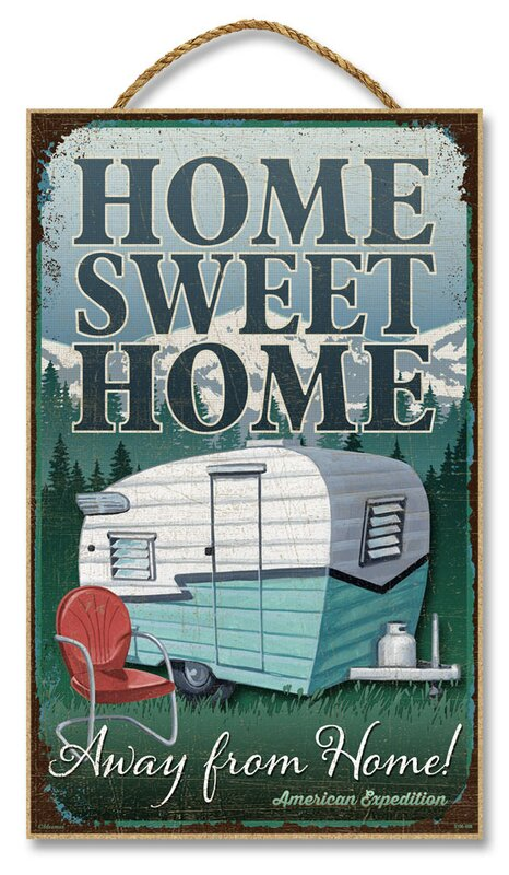 Home Sweet Home Vintage americanexpedition 'home sweet home away from home' vintage